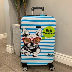 "NWT Jane & Berry Suitcase - 24"""